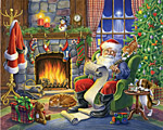 Christmas & Holiday Jigsaw Puzzles
