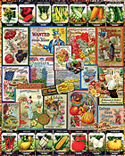 Garden Seeds Jigsaw Puzzle