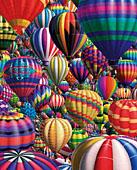 Hot Air Balloons Jigsaw Puzzle