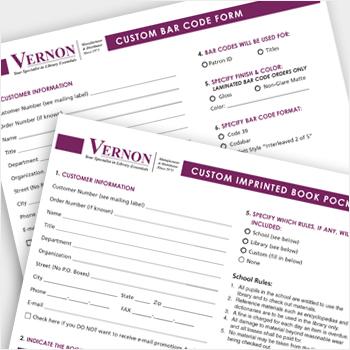 Custom Order Forms