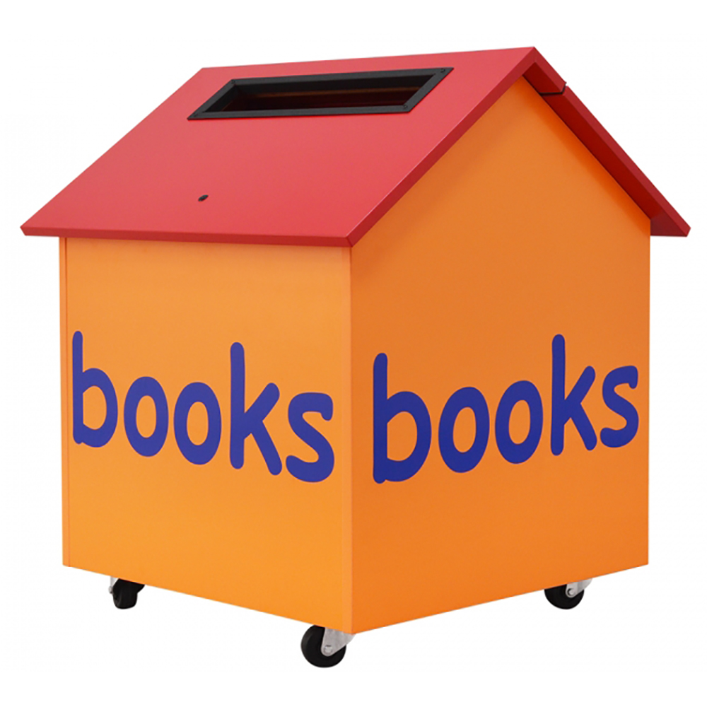 KINGSLEY ColorWood Children's Book House