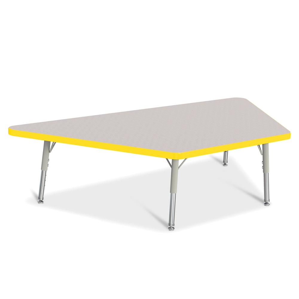 Jonti-Craft® Berries® KYDZ Activity Table - Trapezoid