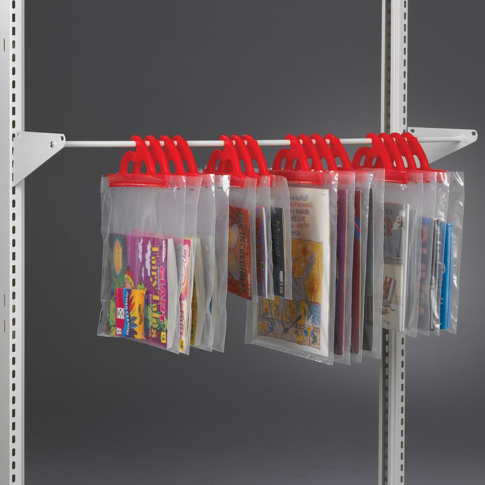 estey® Steel Cantilever Hanging Media Rack