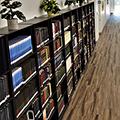 Steel Library Shelving