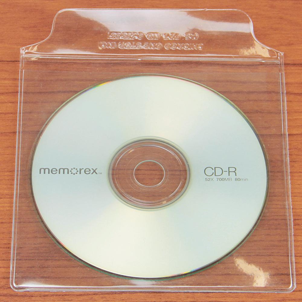 12-gauge Clear Vinyl Pouches - 10/Pkg