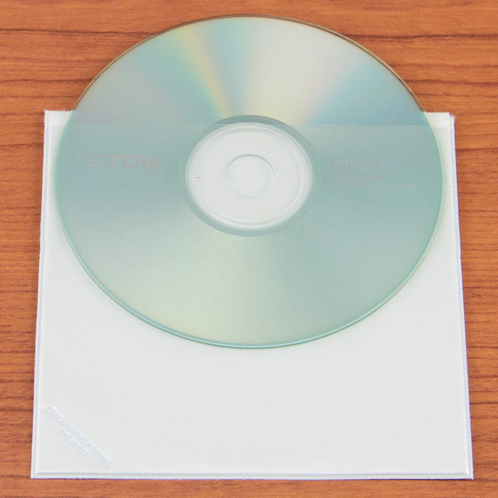 8-gauge Poly-Lined Vinyl Sleeves - 10/Pkg