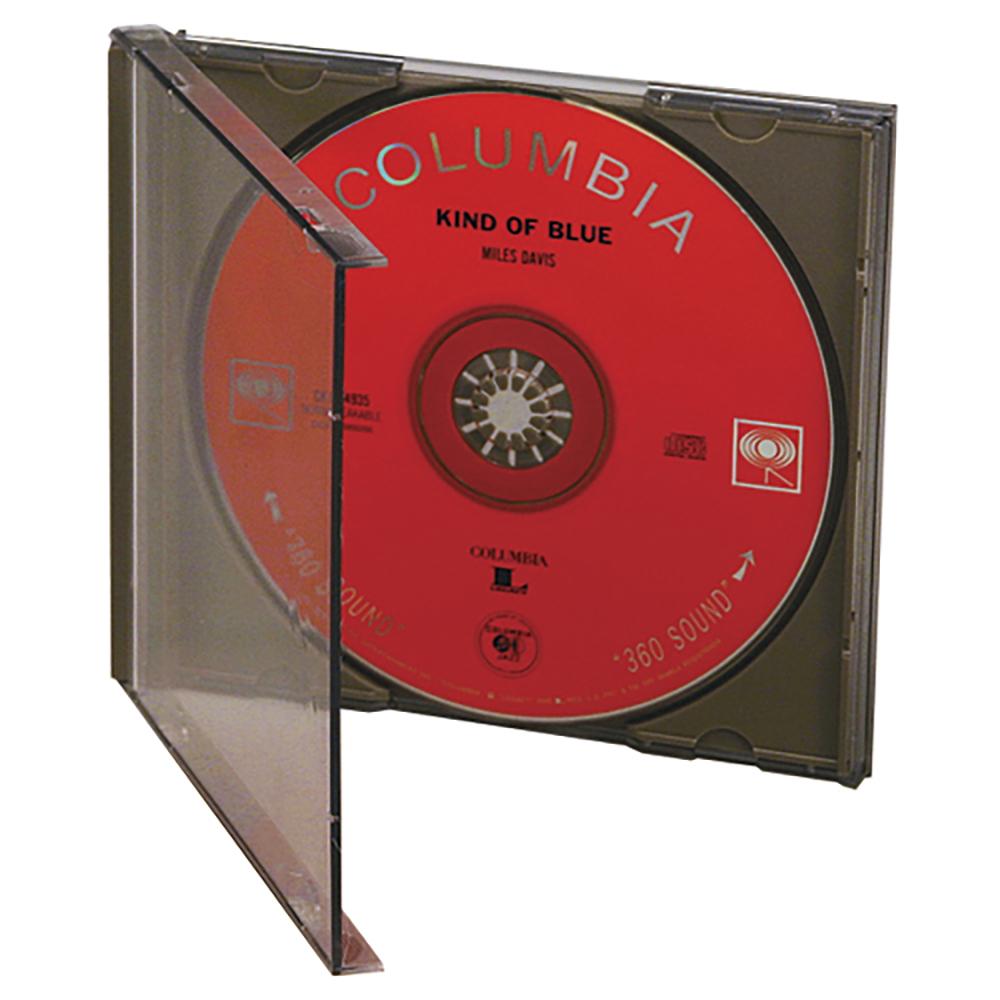 Strong Box CD-DVD Case - Single