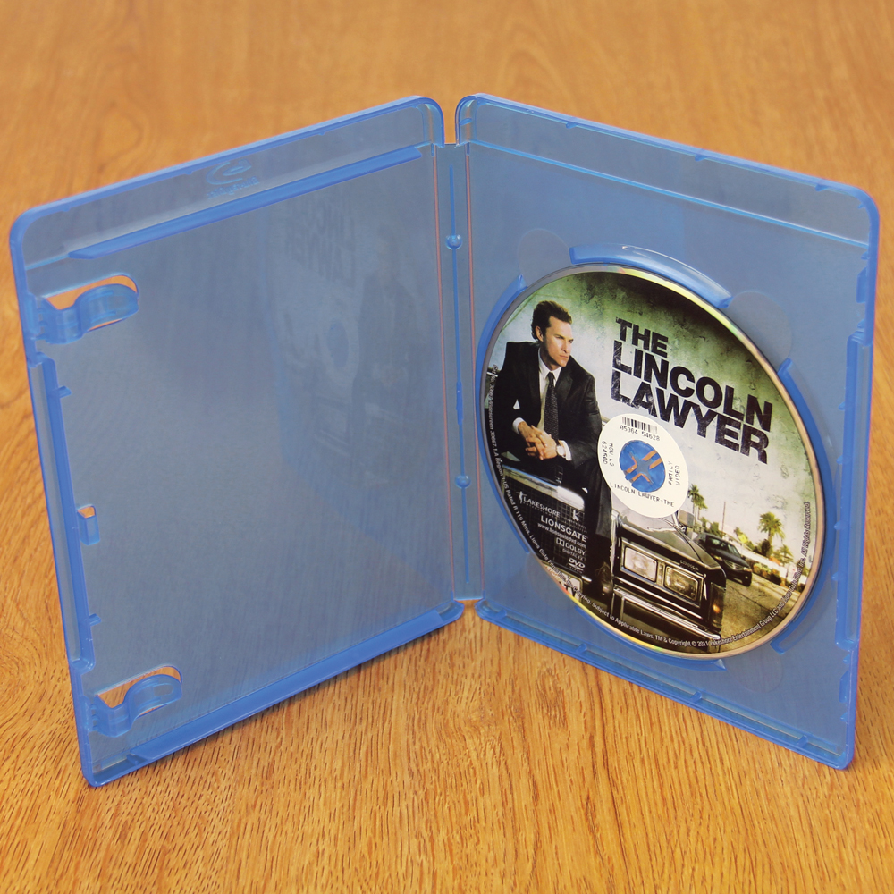 Blu-ray Cases - 1 Disc