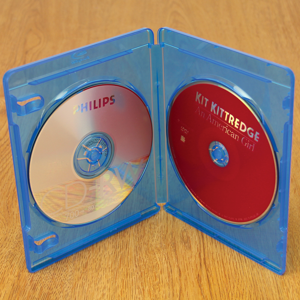 Blu-ray Cases - 2 Disc
