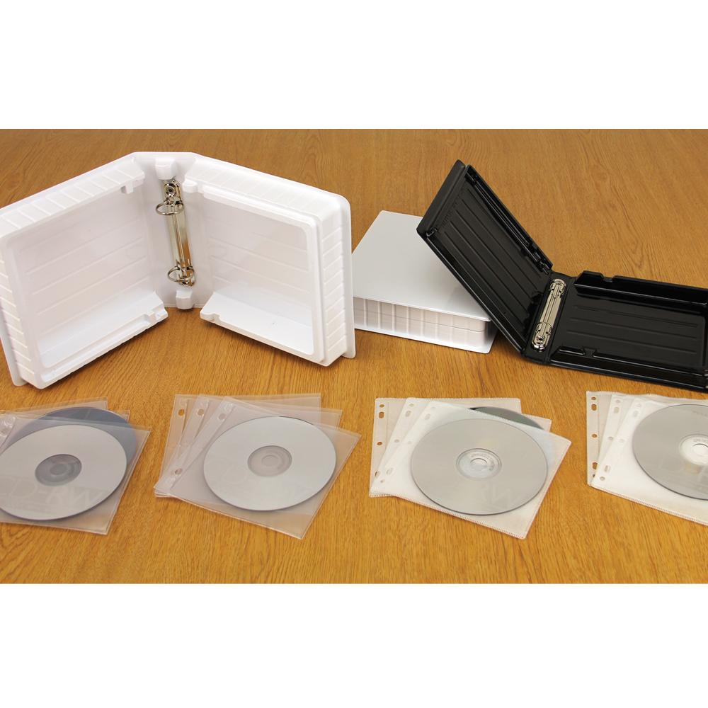 CD-DVD Storage & Circulation Binder Albums
