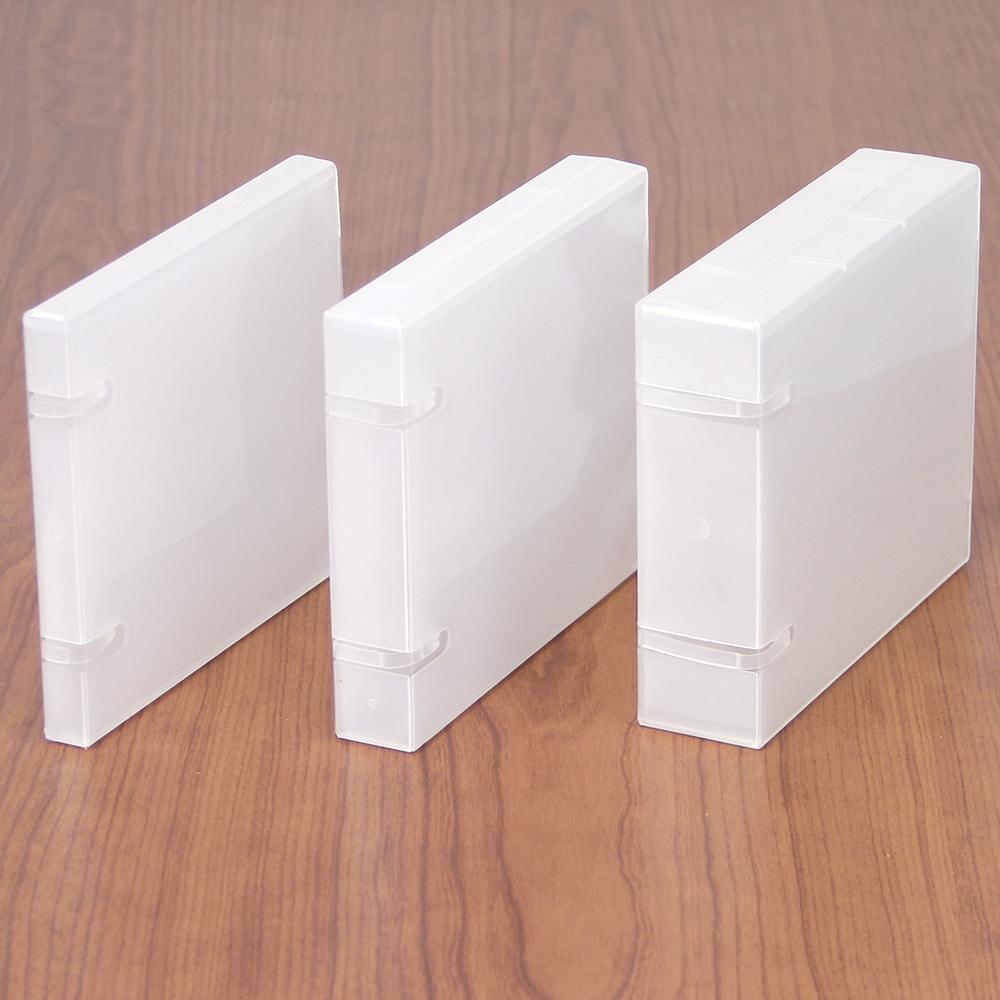 UniKeep™ Pre-loaded CD-DVD Album - 6 Disc