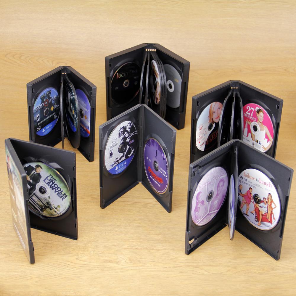 DVD Storage Albums