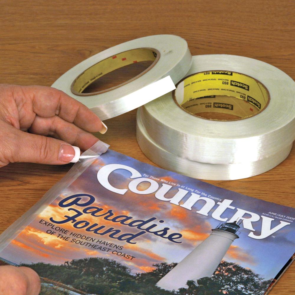 Scotch® 893 Glass Filament Tape