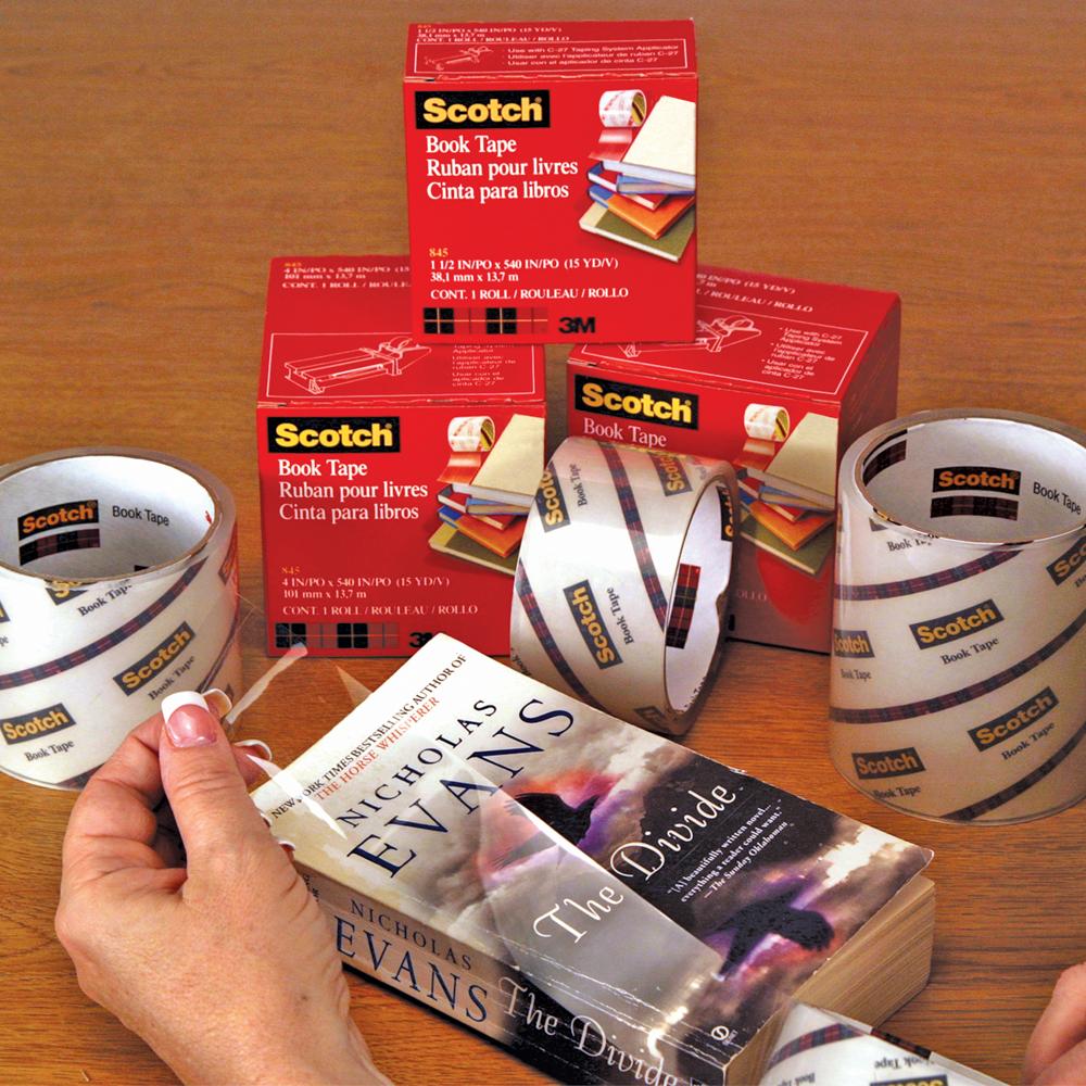 Scotch® 845 Book Tape