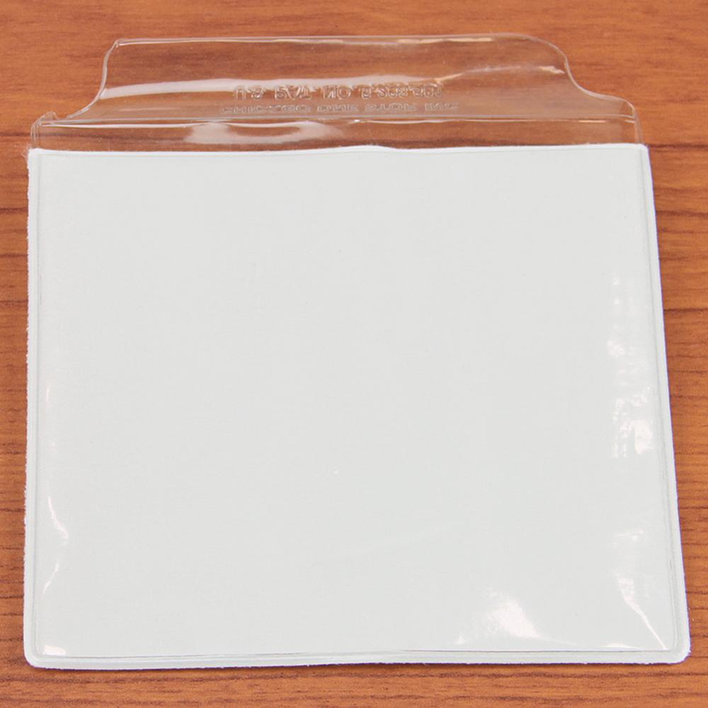 12-gauge Poly-Lined Vinyl Pouches - 10/Pkg