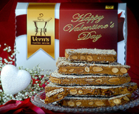1 lb Toffee Valentine's Day Box Milk Chocolate