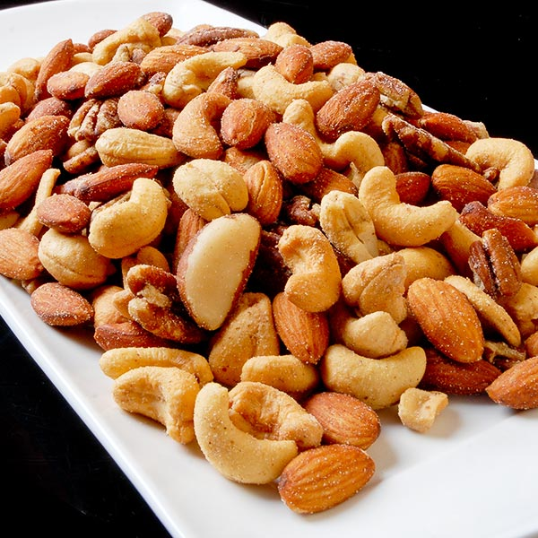 1/2 lb Deluxe Mixed Nuts