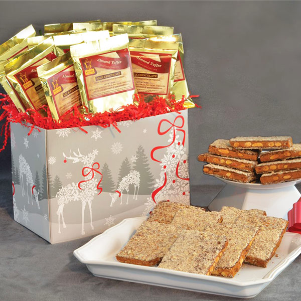Office Party Basket