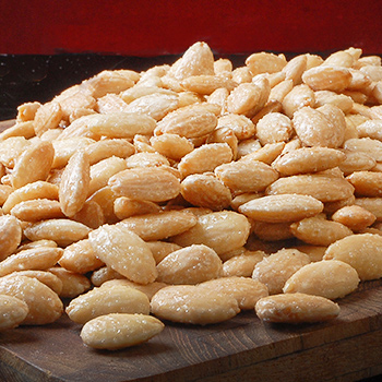 1/2 lb Salty Sweet Almonds