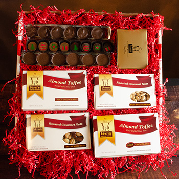 NEW! Telluride Gift Assortment with Toffee, Nuts, & Gourmet Chocolates--SORRY! SOLD OUT