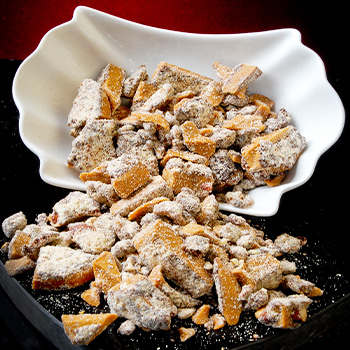 Almond Toffee Toppings - 1 lb Bag