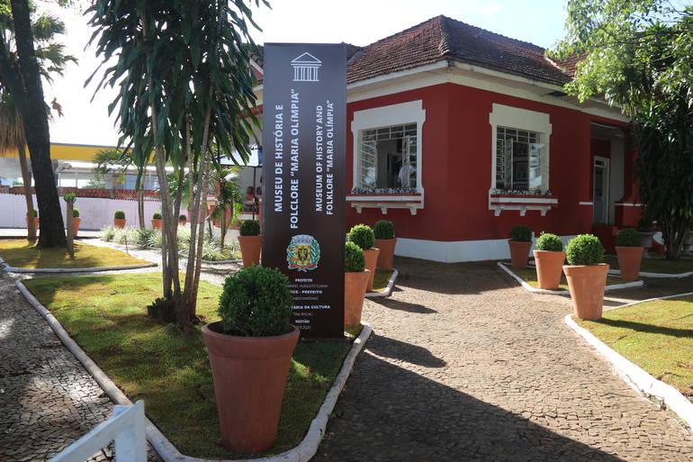 Museu de História e Folclore Maria Olímpia