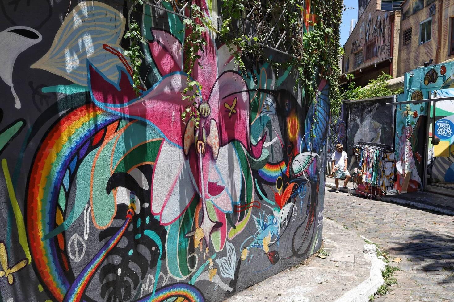 roteiro-Vila Madalena: Arte, moda e gastronomia no bairro mais cool e descolado de SP