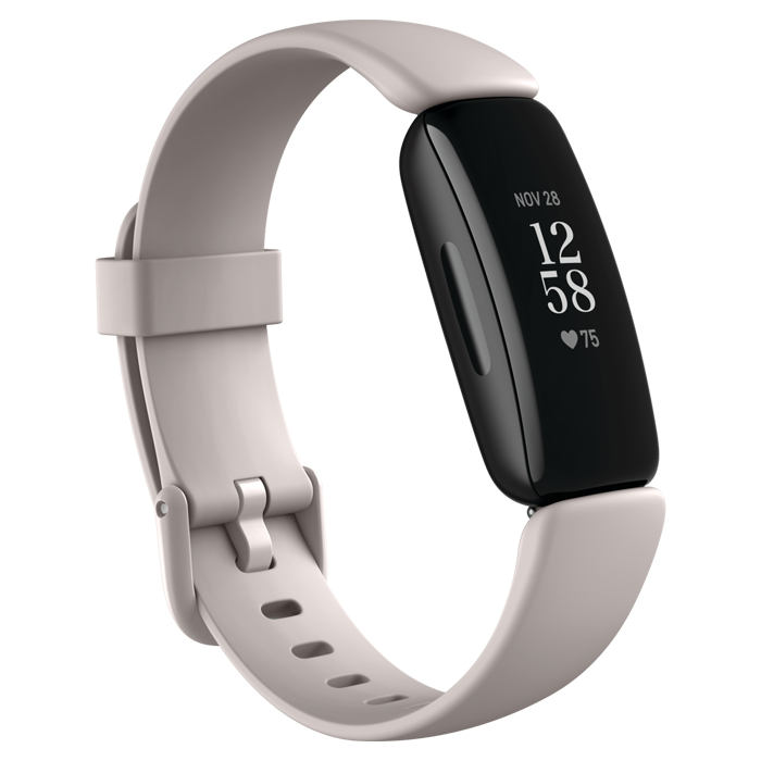 Fitbit Inspire 2 (Lunar White)