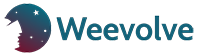 Weevolve logo