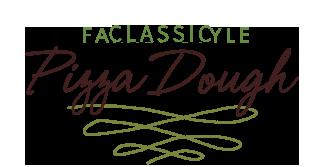 Classic Pizza Dough