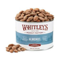 22 oz. Tin Honey Cinnamon Almonds