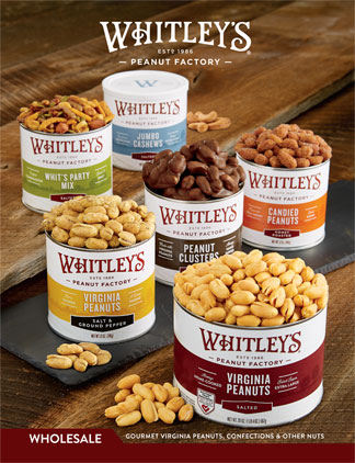 Whitley's Peanut Wholesale