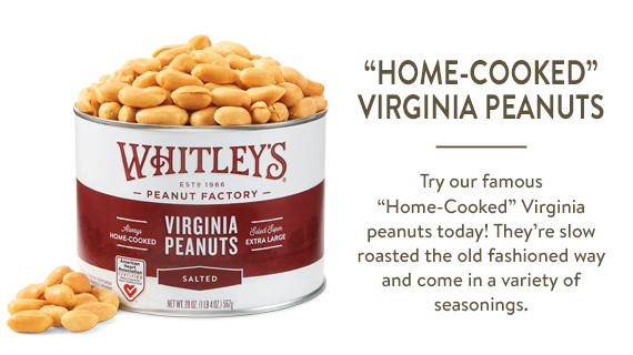Home Cooked Virginia Peanuts