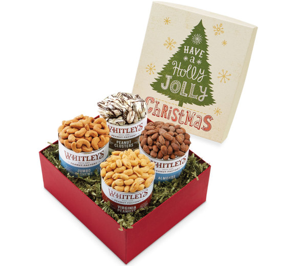 Holly Jolly Gift Box