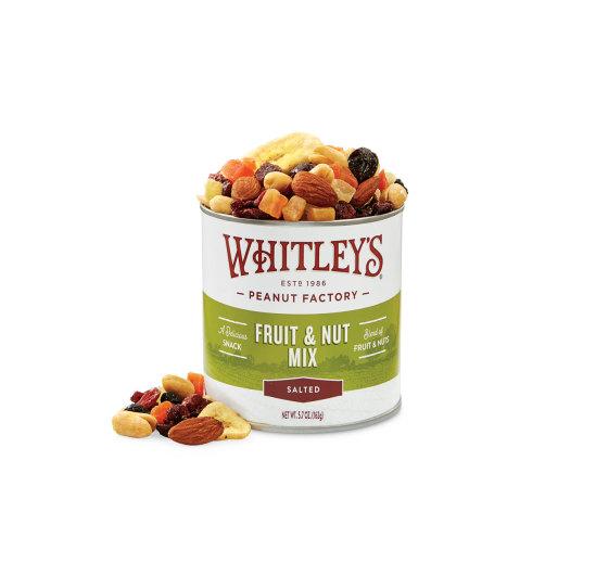 Case 20 - 5.7 oz. Tins Fruit & Nut Mix