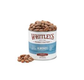 Case 20 - 6.25 oz. Tins Honey Cinnamon Almonds