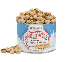 Holiday Pistachios Tin
