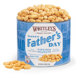 Father's Day Virginia Peanuts Tin