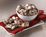White Chocolatey Cashew Clusters