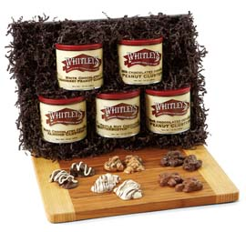 5 Pack Chocolatey Sampler Gift Box