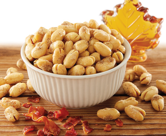 Bacon Maple Virginia Peanuts