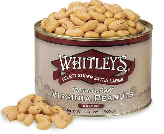 Case 12 - 32 oz. Salted Virginia Peanuts