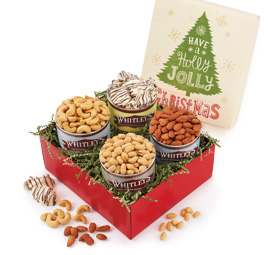 Holly Jolly Gift Box
