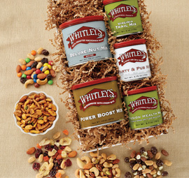 NEW! Signature Snack Mix Sampler