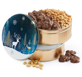 NEW! Crystal Evening Gift Tin