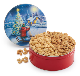 NEW! Spirit of Christmas Gift Tin