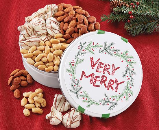 Very Merry Gift Tin