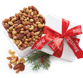 NEW! Whitley's Red Ribbon Gift Tin