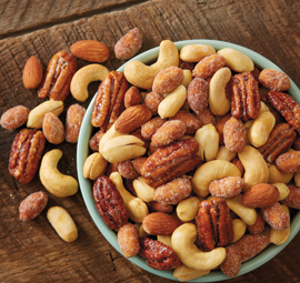 NEW! Sweet & Salty Premium Nut Mix