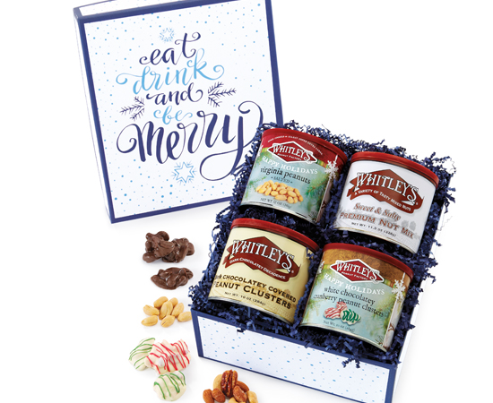 Eat, Drink and Be Merry Gift Box